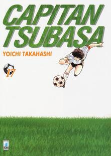 Radiospeed.it Capitan Tsubasa. New edition. Vol. 17 Image