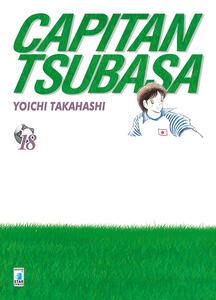 Capitan Tsubasa. New edition. Vol. 18