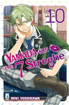 Antondemarirreguera.es Yamada-Kun e le 7 streghe. Vol. 10 Image