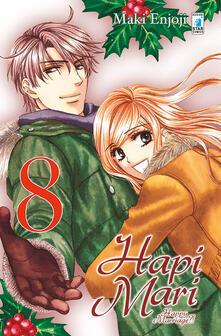 Promoartpalermo.it Hapi mari. Happy marriage?!. Vol. 8 Image