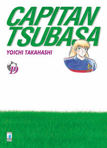 Camfeed.it Capitan Tsubasa. New edition. Vol. 19 Image