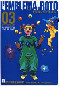 L' emblema di Roto. Perfect edition. Dragon quest saga. Vol. 3