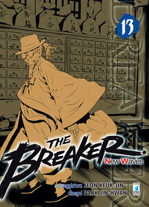 The Breaker. New waves. Vol. 13
