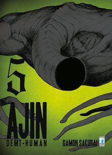 Parcoarenas.it Ajin. Demi human. Vol. 5 Image