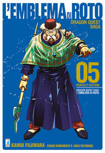 L' emblema di Roto. Perfect edition. Dragon quest saga. Vol. 5