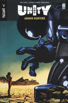 Camfeed.it Armor Hunters. Unity. Vol. 3 Image