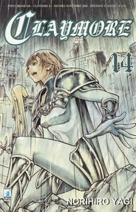 Claymore. Vol. 14