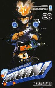 Tutor Hitman Reborn. Vol. 20