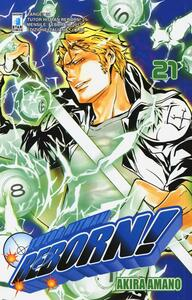Tutor Hitman Reborn. Vol. 21