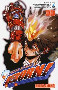 Tutor Hitman Reborn. Vol. 33