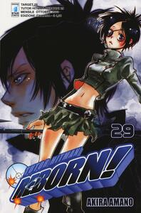 Tutor Hitman Reborn. Vol. 29