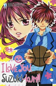 I love you, Suzuki-Kun!. Vol. 7