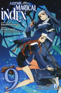 Certain magical index (A). Vol. 9