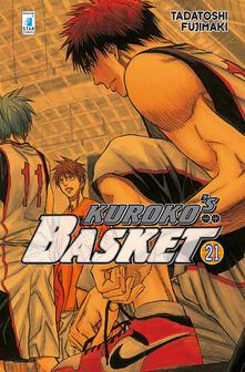 Antondemarirreguera.es Kuroko's basket. Vol. 21 Image