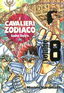 Camfeed.it I cavalieri dello zodiaco. Saint Seiya. Perfect edition. Vol. 8 Image