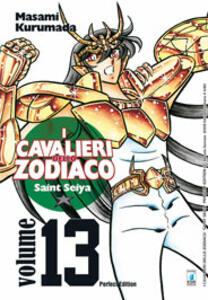 I cavalieri dello zodiaco. Saint Seiya. Perfect edition. Vol. 13