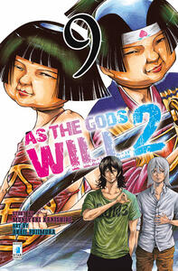 As the gods will 2. Vol. 9