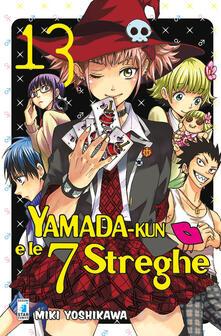 Equilibrifestival.it Yamada-Kun e le 7 streghe. Vol. 13 Image