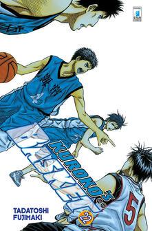 Daddyswing.es Kuroko's basket. Vol. 22 Image