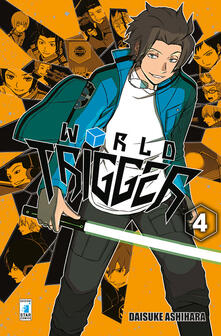 Squillogame.it World Trigger. Vol. 4 Image