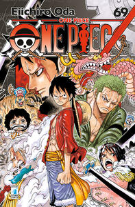 One piece. New edition. Vol. 69