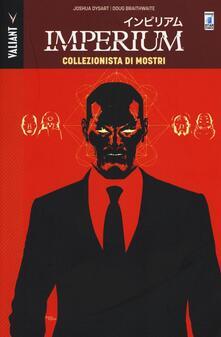 Winniearcher.com Imperium. Vol. 1: Collezionista di mostri. Image