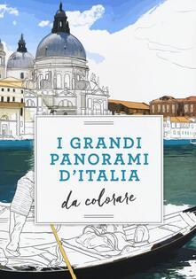 Voluntariadobaleares2014.es I grandi panorami d'Italia da colorare Image