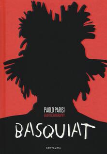 Nicocaradonna.it Basquiat. Graphic biography Image