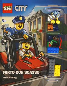 Cefalufilmfestival.it Furto con scasso. Lego City. Ediz. a colori. Con gadget Image