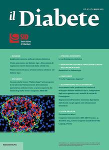Il diabete (2015). Vol. 27\2