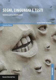 Segni, linguaggi e testi. Semiotica per la comunicazione.pdf