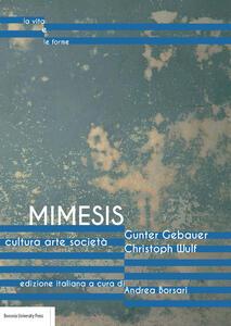Mimesis. Cultura, arte, società