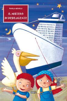 Il mistero di Desilucente - Paola Merolli - copertina