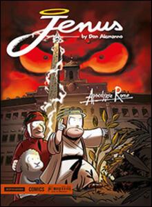 Jenus di Nazareth. Apocalypse Rome