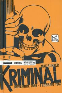 Kriminal. Vol. 8: Novembre 1966-Febbraio 1967.