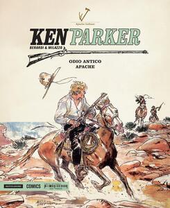 Odio antico-Apache. Ken Parker. Vol. 20