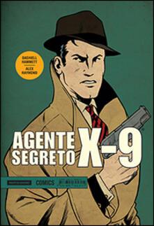 Rallydeicolliscaligeri.it Agente segreto X-9. Vol. 1: Gennaio 1934-Novembre 1935. Image