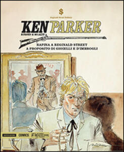 Ken Parker. Vol. 28