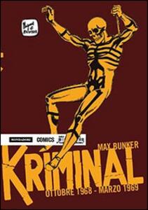 Kriminal. Vol. 14: Ottobre 1968-Marzo 1969.