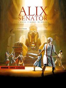 Radiospeed.it L' ultimo faraone. Alix Senator. Vol. 2 Image