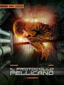 Premioquesti.it Il Protocollo Pellicano. L'esperimento Image