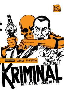 Kriminal. Vol. 15: Aprile 1969-Agosto 1969.