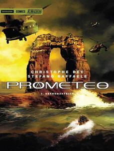 Prometeo. Nekromanteion. Vol. 3