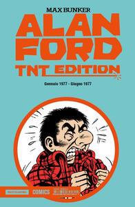 Alan Ford. TNT edition. Vol. 16: Gennaio 1977-Giugno 1977.