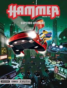 Steamcon.it Superbo avvenire. Hammer. Vol. 10 Image