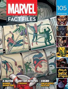 Marvel fact files. Vol. 55: 105-106.