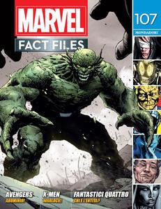 Marvel fact files. Vol. 506: 107-108.