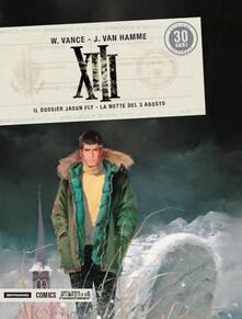 Antondemarirreguera.es XIII. Il dossier Jason Fly-La notte del 3 agosto. Vol. 4 Image