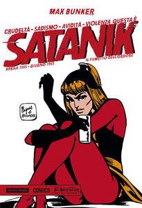 Satanik. Vol. 2: Aprile 1965-Giugno 1965.