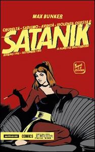 Satanik. Vol. 3: Giugno 1965-Settembre 1965.